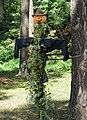 Scarecrow in Dmytrivka.JPG