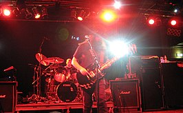 Scars on Broadway in 2008
