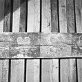 Schildering op balk (in Hal) - Goes - 20079404 - RCE.jpg