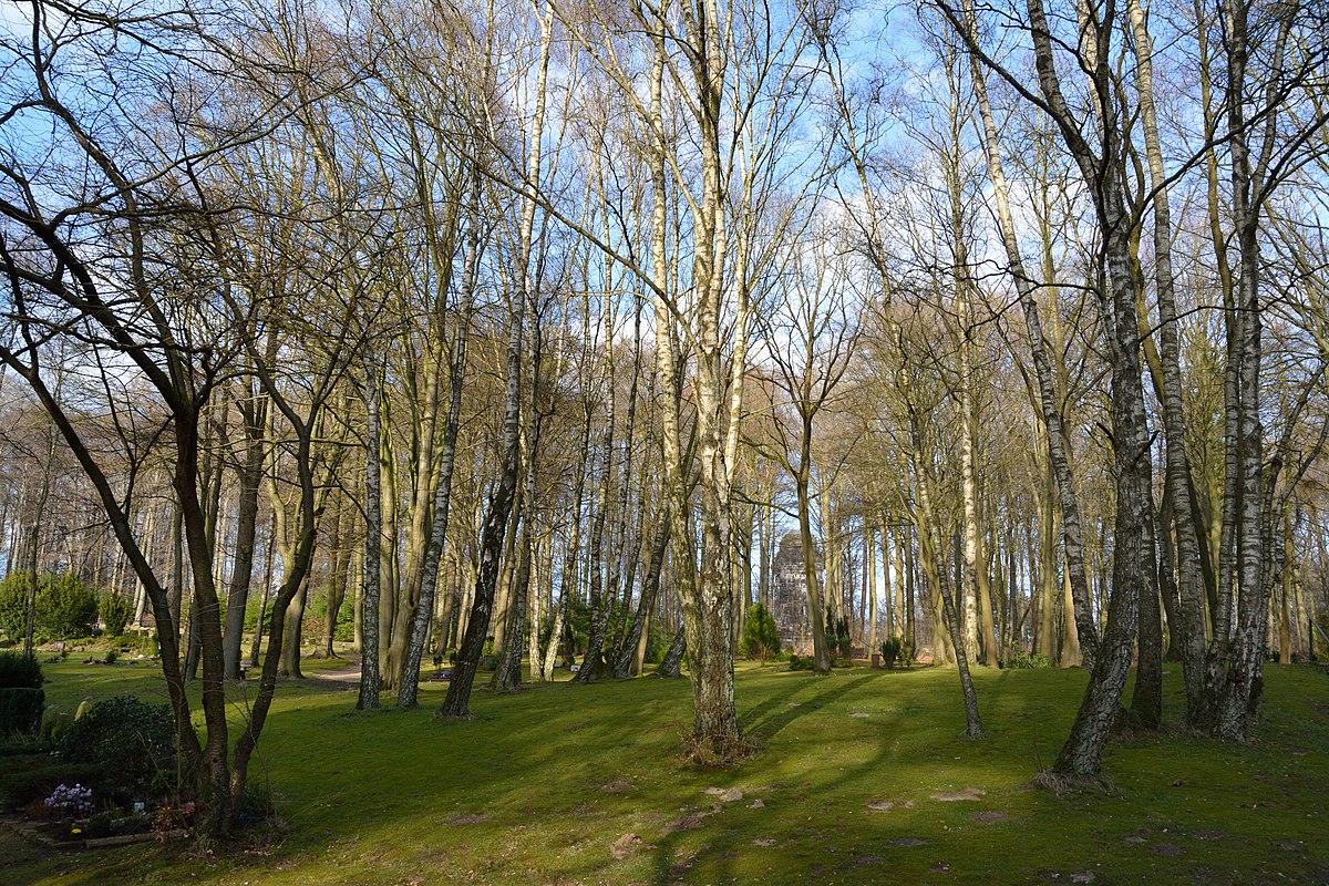 Waldfriedhof Itzehoe