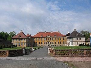 Dessau-Wörlitz Garden Realm - Oranienbaum Palace