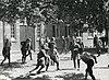 schoolyard, 1934