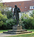 Schwerin Friedhof der Opfer des Faschismus Kämpfer der Roten Armee 2014-07-26 1-2.jpg
