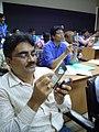 Science Career Ladder Workshop - Indo-US Exchange Programme - Science City - Kolkata 2008-09-17 01434.JPG