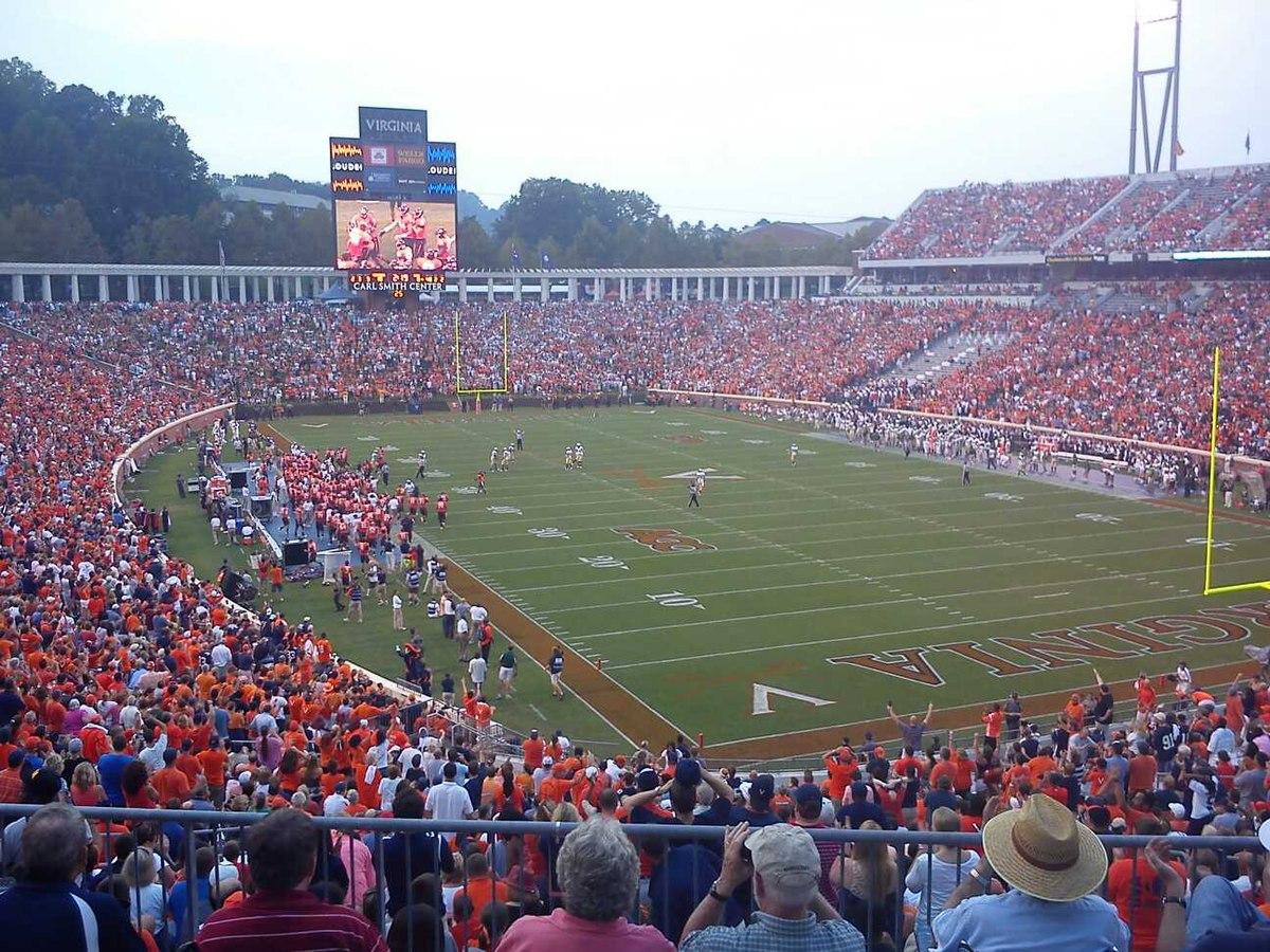 Scott Stadium Wikipedia