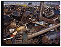 Scrap and salvage depot, Butte, Montana1a35025v.jpg