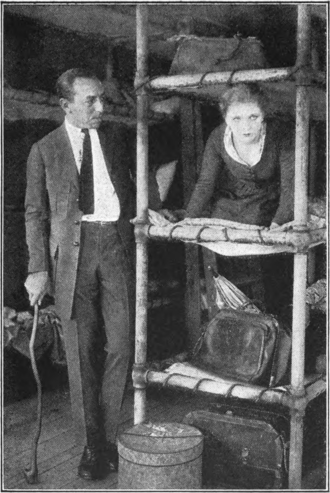 Chester M. Franklin - Director Chester M. Franklin with actress Mary Miles Minter