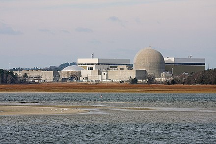 Seabrook Station Nuclear Power Plant in Seabrook, New Hampshire Seabrook 2009-2.jpg