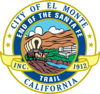 Official seal of El Monte, California