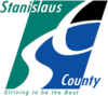 Official seal of Stanislaus County, California
