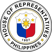 Seal of the Philippine House of Representatives.svg
