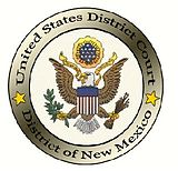 Seal of the United States District Court for the District of New Mexico