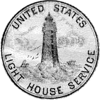 United States lightship Chesapeake (LV-116) - Lighthouse service