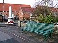 Seat, Netley Marsh - geograph.org.uk - 1633624.jpg