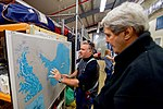 Secretary Kerry Listens as a Researcher Speaks About Environmental Threats to the Western Antarctic (22750187958).jpg
