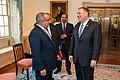 Secretary Pompeo Meets With Bahraini Crown Prince Salman bin Hamad Al-Khalifa (48751089287).jpg