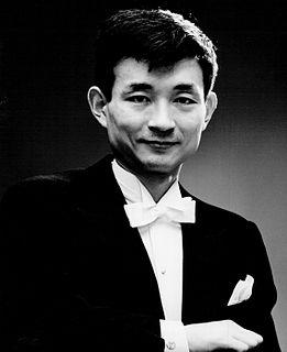 Seiji Ozawa Japanese orchestra conductor