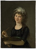 Self-portrait, by Marie-Victoire Lemoine.jpg