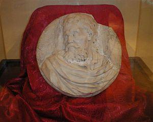 James Beck (art historian) - Self-portrait of Michelangelo