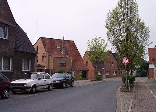 Selm Siedlung Hermann