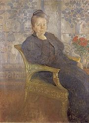 Carl Larsson: Selma Lagerlöf