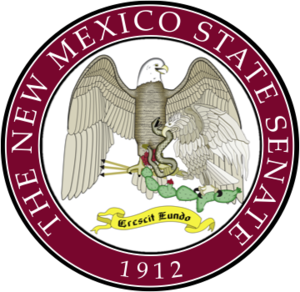 New Mexico Senate - Image: Senate Seal of New Mexico