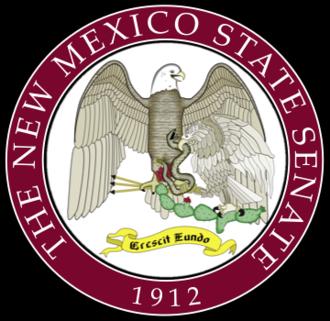New Mexico Senate - Image: Senate Seal of New Mexico