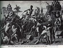 The Indian Rebellion of 1857thumb