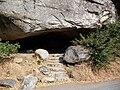 Sequoia National Park - Hospital Rock - back exit.JPG