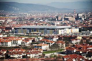 Adapazarı Metropolitan municipality in Sakarya Province, Turkey
