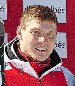 Sergey Ridzik WCup 2015 - Megève.jpg