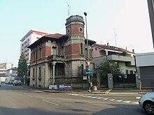Sesto San Giovanni Villa Pelucca