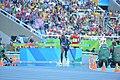 Sgt. Hillary Bor runs 3,000-meter steeplechase at Rio Olympic Games photos by Tim Hipps, U.S. Army IMCOM Public Affairs (28432956093).jpg