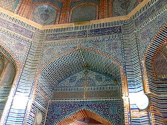 Sindhis - Image: Shah Jahan Mosque Thatta Sindh Pakistan 5