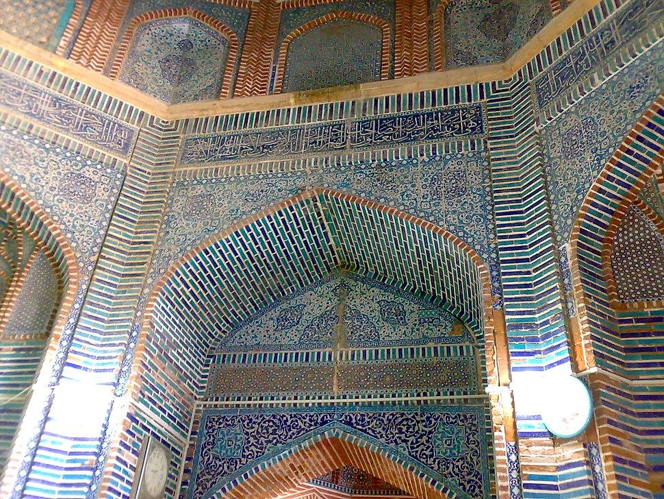Shah Jahan Mosque Thatta Sindh Pakistan 5