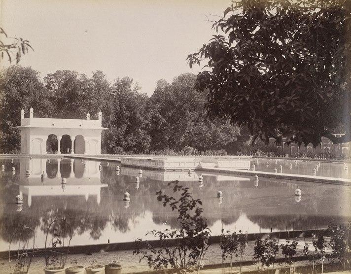 Shalimar Gardens Lahore 1895