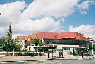 Crucible Theatre - Image taken April 2005