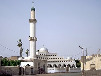 History of Eritrea - Massawa's Sheikh Hanafi Mosque was built in the 15th century.