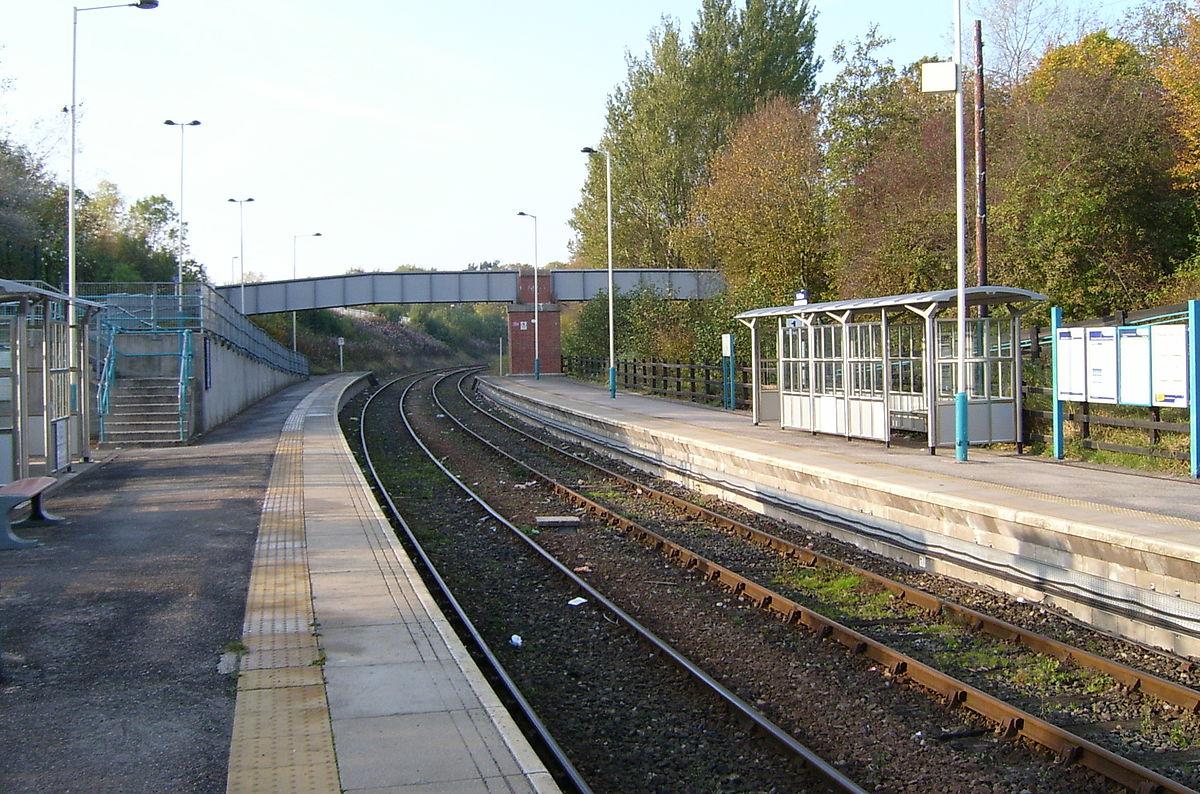 Shildon Railway Station Wikipedia