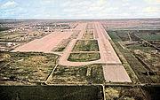 Shilling AFB Runway
