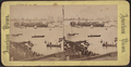 Ships in New York harbor, from Robert N. Dennis collection of stereoscopic views.png