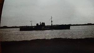 Kinesaki-class food supply ship - Image: Shirasaki
