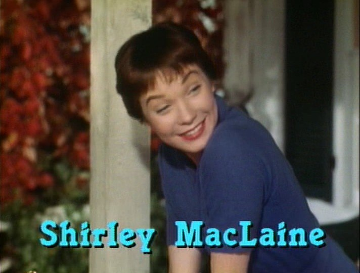 Shirley MacLaine in The Trouble With Harry trailer