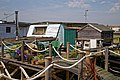 Shoreham-by-Sea houseboat, Riverside Moorings, West Sussex 01.jpg