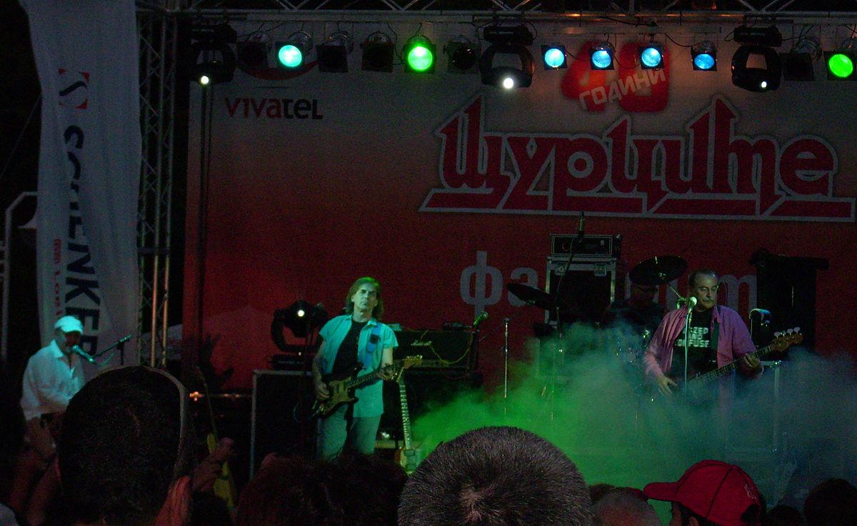 Bulgarian pop & rock music