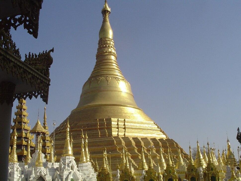 Shwedagon Pagoda Yangon29