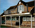 Sidmouth Cricket Club house - geograph.org.uk - 1636163.jpg