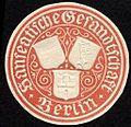 Siegelmarke Hanseatische Gesandtschaft - Berlin W0232878.jpg