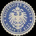 Siegelmarke K. Marine Werft zu Kiel W0348215.jpg