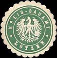 Siegelmarke Kreis - Bauamt Lötzen W0210585.jpg